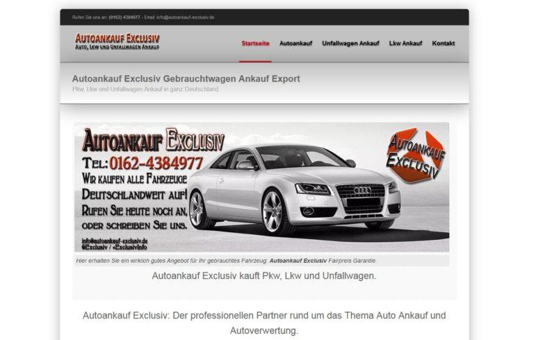 Der Autoankauf Dortmund garantiert eine kompetente Fahrzeugbewertung