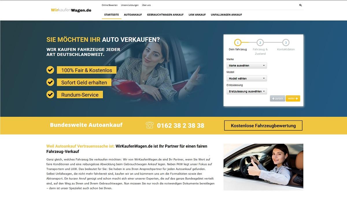 Autohändler Unna | Unfallwagen, PKW ohne TÜV, mit Motorschaden - Auto News