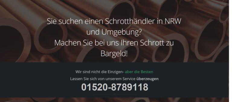 Schrottabholung Dortmund – Schrotthändler in NRW
