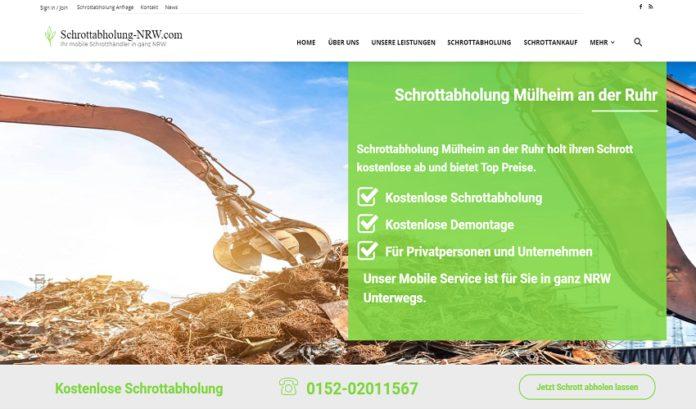 image 1 66 696x409 - Ganz Bequem Ihren Schrott abholen lassen. In Mülheim an der Ruhr und Umgebung kostenlos abholen lassen