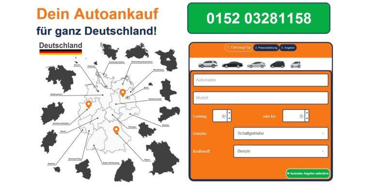Der Autoankauf Karlsruhe bietet beste Preise für nahezu jedes Fahrzeug