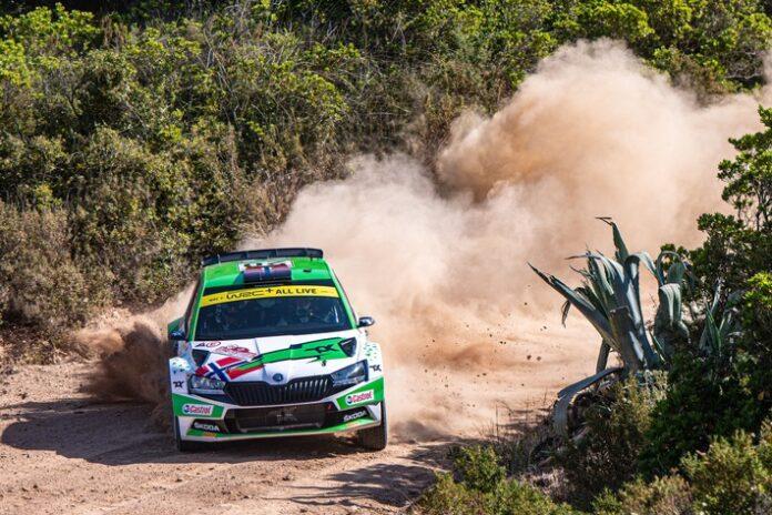 image 1 87 696x464 - Rallye Estland: ŠKODA Fahrer Andreas Mikkelsen will Tabellenführung in WRC2-Kategorie festigen