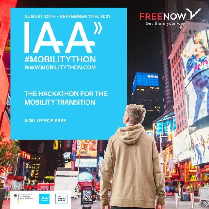 """image 1 110 696x696 - Erster Mobility-Hackathon der IAA 2021 FREE NOW entwickelt Lösungen für die """"15-Minute City"""" und für eine bessere Vernetzung von Stadt und Land"""