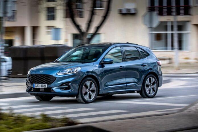 image 1 17 696x465 - Ford Kuga Plug-in-Hybrid ist europaweiter Verkaufsschlager - fast 50 Prozent der Fahrleistung erfolgt mit Ladestrom