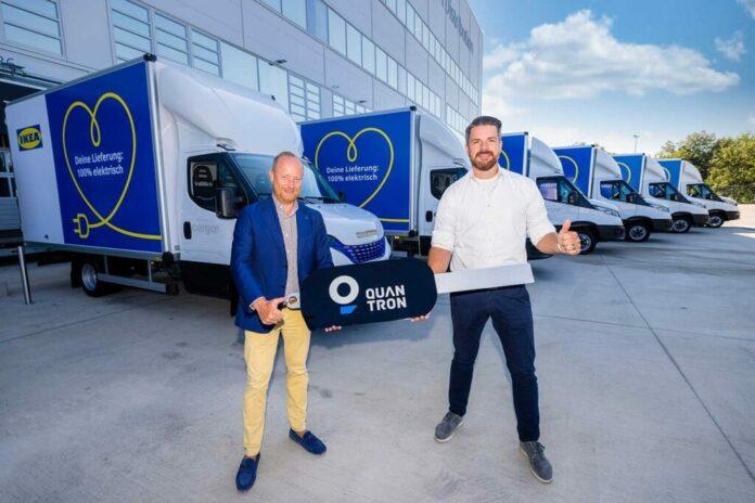 image 1 51 696x464 - IKEA erhält 30 Elektrotransporter von QUANTRON