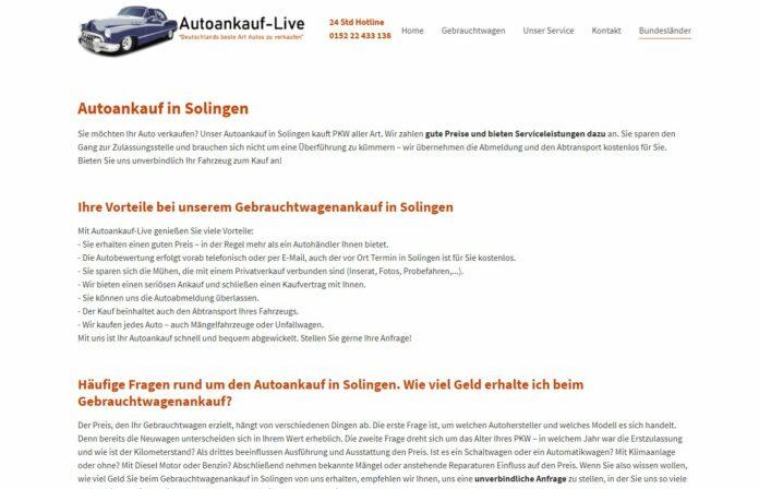 image 1 109 696x448 - Autoankauf Solingen - ist Ihr Partner für den Gebrauchtwagen-Verkauf in Solingen und Umgebung