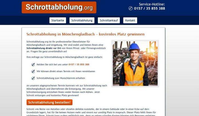 image 1 113 696x409 - Die Schrottabholung Mönchengladbach entsorgt Ihren Metallschrott