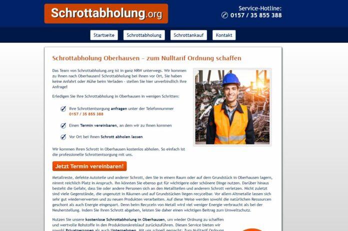 image 1 222 696x463 - Schrotthändler in Oberhausen von Schrottabholung.org
