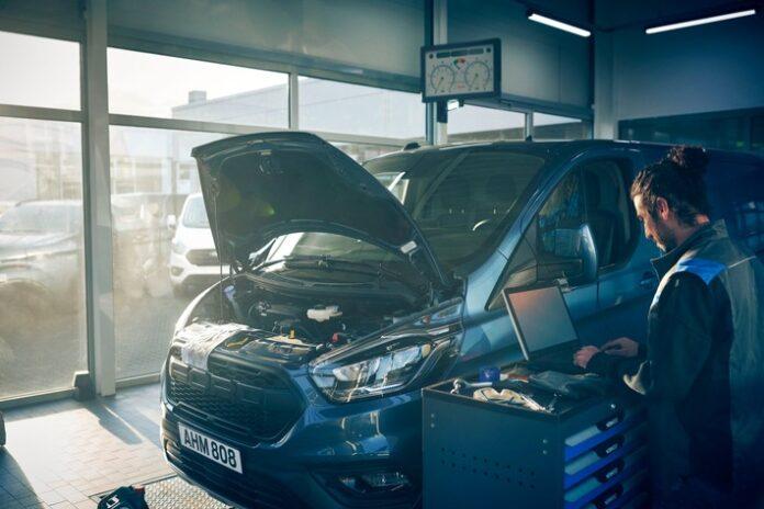 image 1 250 696x464 - Daten zeigen Vorteile von FORDLiive: Schon jetzt weniger Ausfallzeiten bei Kundenfahrzeugen dank neuem Service
