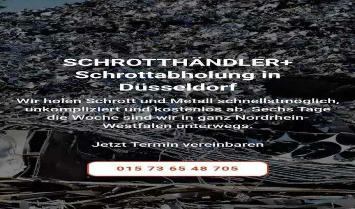 image 1 4 696x409 - Die Schrottabholung Düsseldorf kostenfrei und unkompliziert Altmetallschrott loswerden