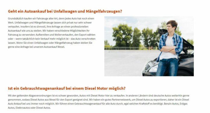 image 1 94 696x375 - Autoankauf Wesel- Gebrauchtwagen aller Modelle und Jahrgänge Sofort Barzahlung
